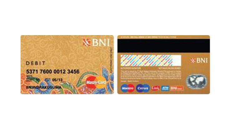 Limit Tarik Tunai ATM BNI Gold 1