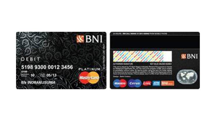 ATM BNI Platinum