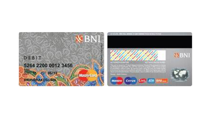 Limit Tarik Tunai ATM BNI Silver 1