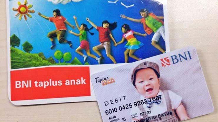 ATM BNI Taplus Anak