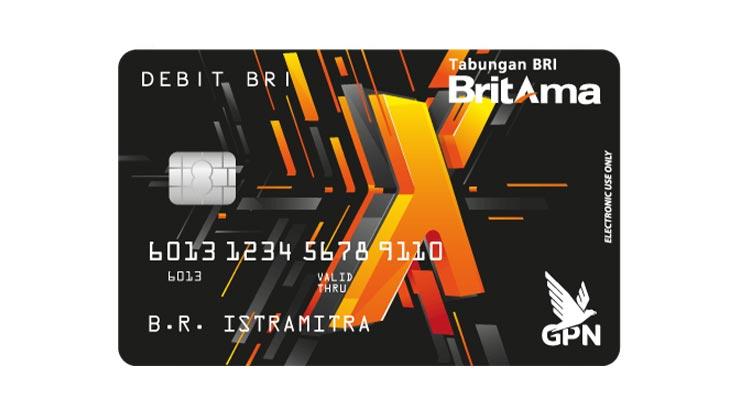 ATM BRI BritAma X