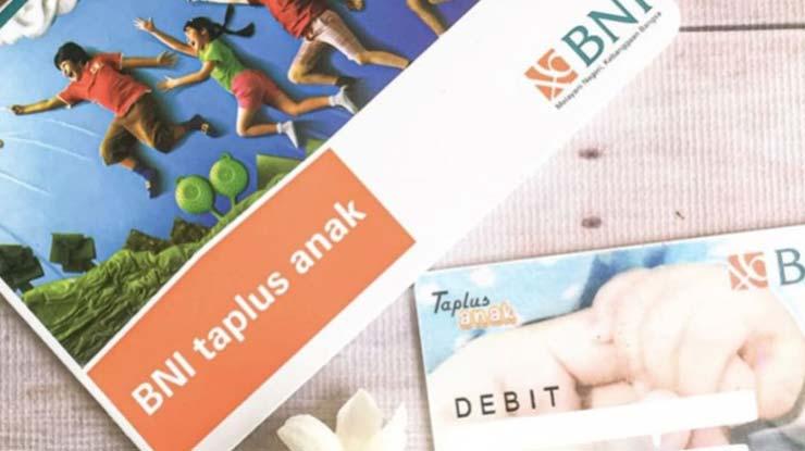 Biaya Admin BNI Taplus Anak