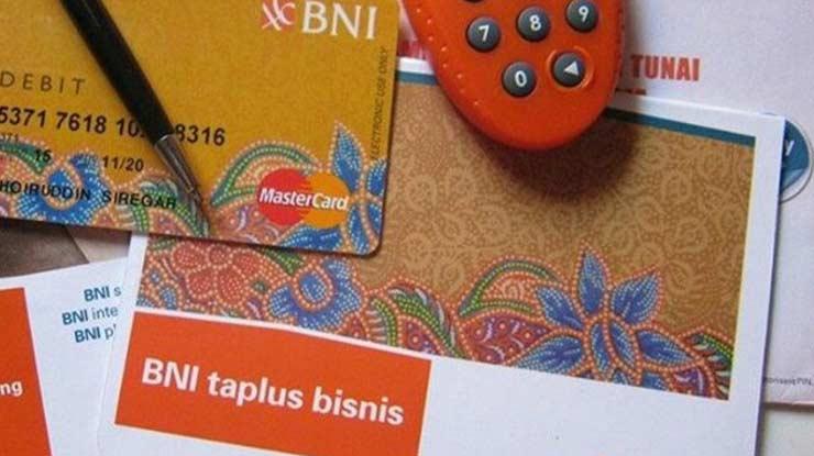 Biaya Admin BNI Taplus Bisnis