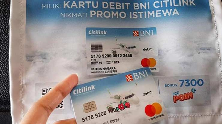 Biaya Admin BNI Taplus Muda Co Brand