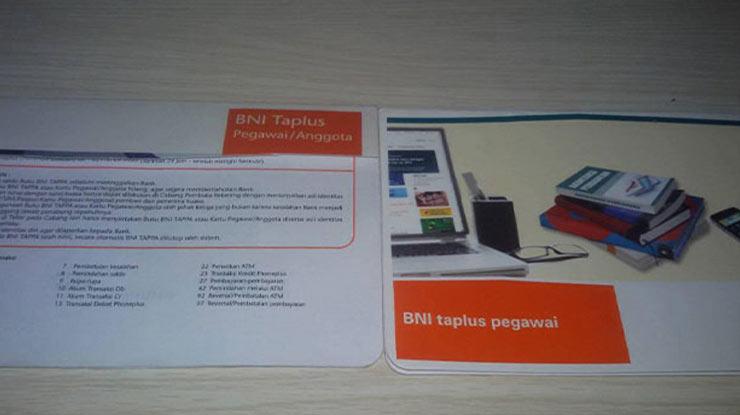 Biaya Admin BNI Tappa
