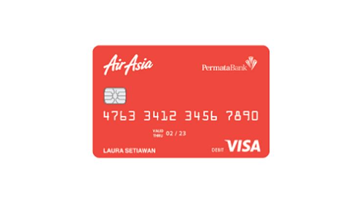 Biaya Admin Permata Tabungan AirAsia
