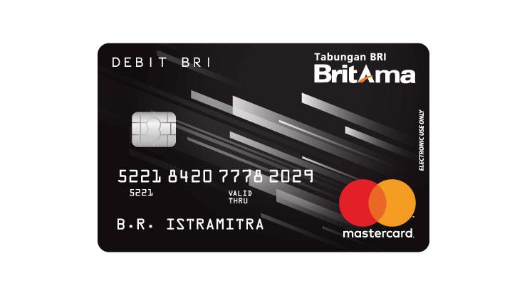Biaya Admin BritAma