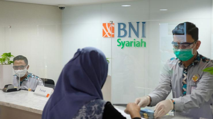 Buka Rekening BNI Syariah Lewat Kantor