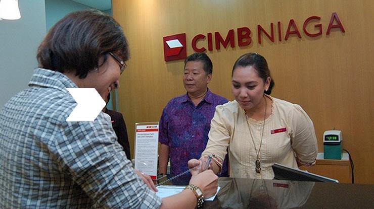 Buka Rekening CIMB Niaga Lewat Kantor Cabang