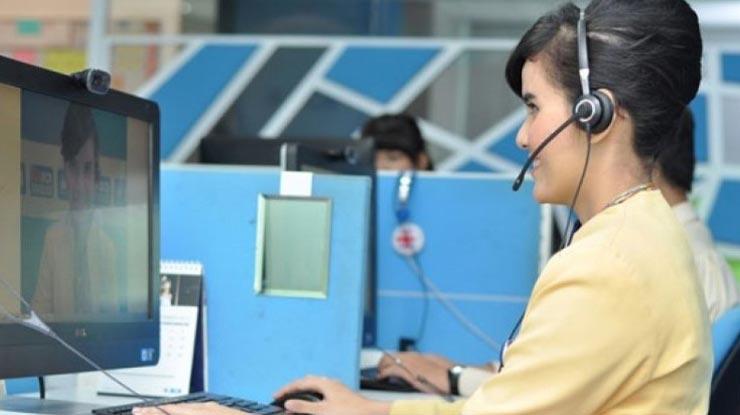 Call Center Bank BCA 1