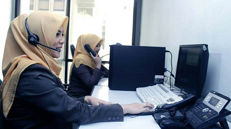 Call Center Bank Mandiri Syariah