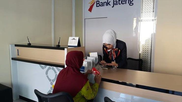 Cara Buka Rekening Tabungan Bank Jateng