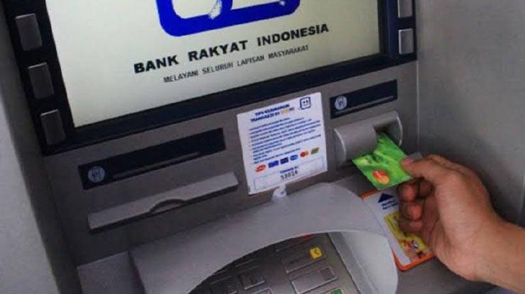 Fasilitas ATM Bank BRI