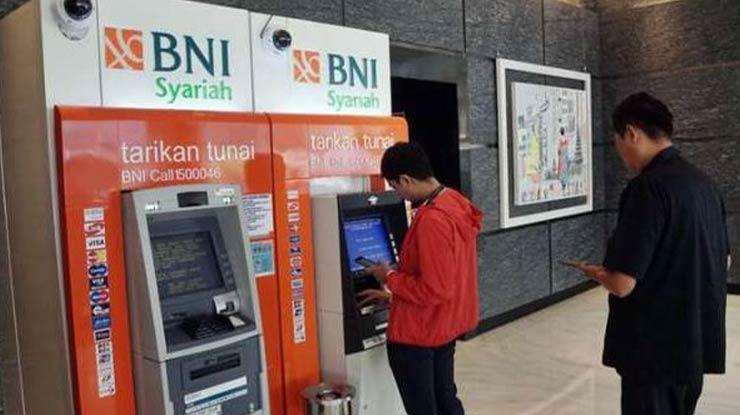 Limit Transfer Melalui ATM BNI Syariah