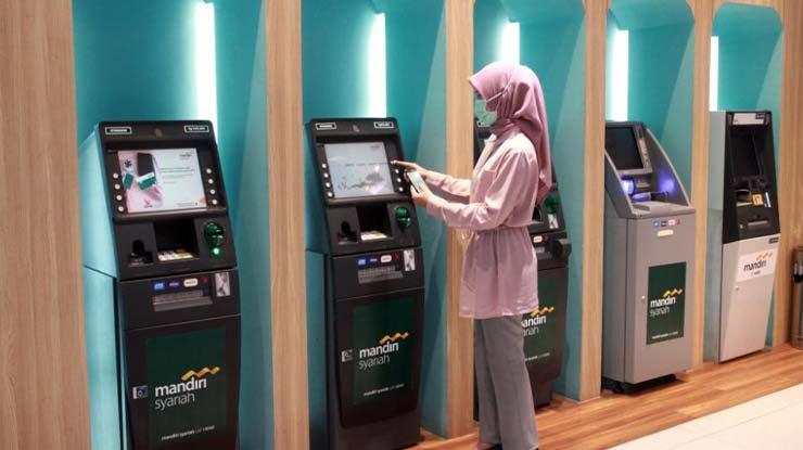 Limit Transfer Melalui ATM Mandiri Syariah