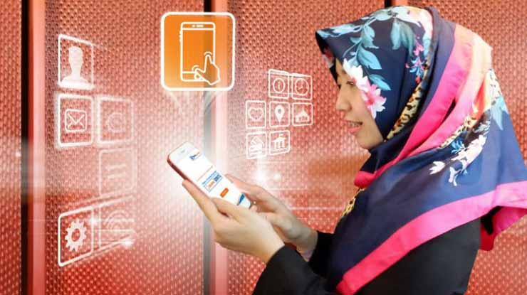 Limit Transfer Melalui Mobile Banking BRI Syariah