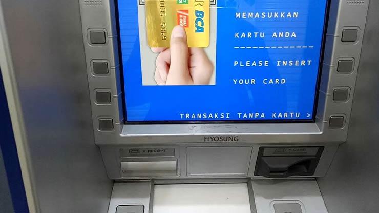 Limit Transfer Melalui ATM BCA