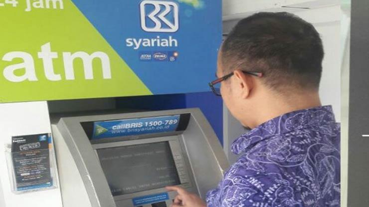 Penarikan Melalui ATM