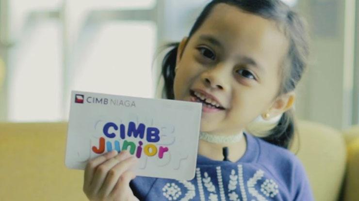 Tabungan CIMB Niaga Junior