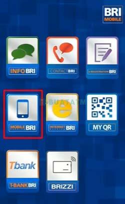 1 Pilih BRI Mobile Banking