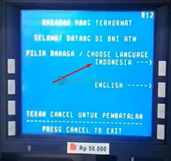 1 Pilih Bahasa Indonesia 1
