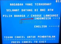 1 Pilihlah Bahasa Indonesia