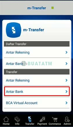 3 Pilih Antar Bank