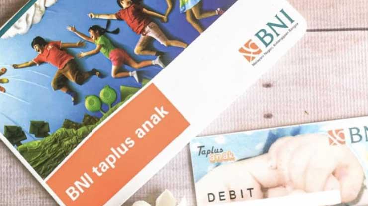 Saldo Minimal BNI Taplus Anak Co Brand