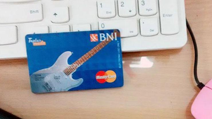 Saldo Minimal BNI Taplus Muda Co Brand