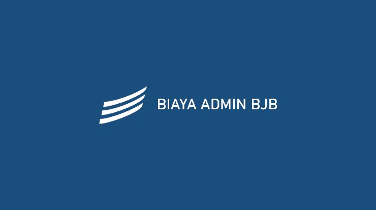 Biaya Admin BJB