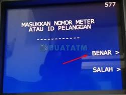 ID Pelanggan Listrik