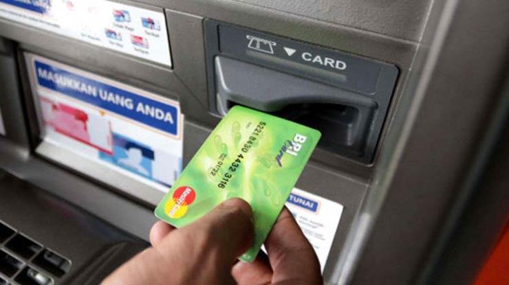 Kelebihan Beli Token Listrik di ATM BRI