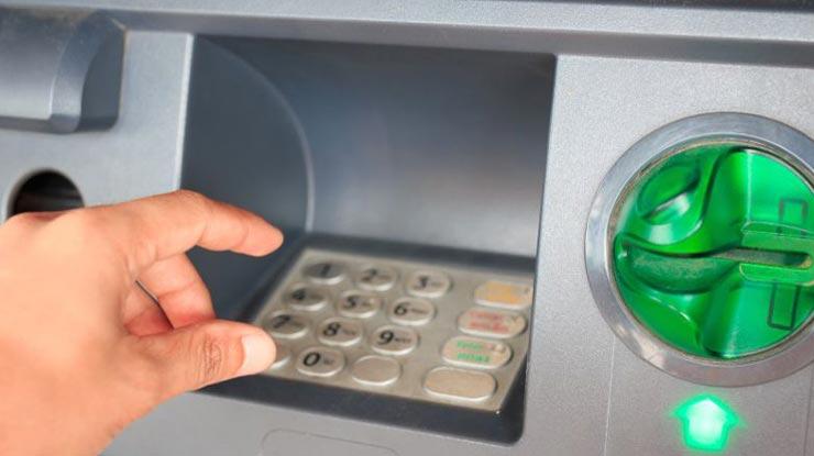 Pendaftaran via ATM BNI