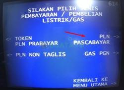 Pilih PLN Pascabayar