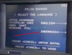 Pilihlah Bahasa Indonesia