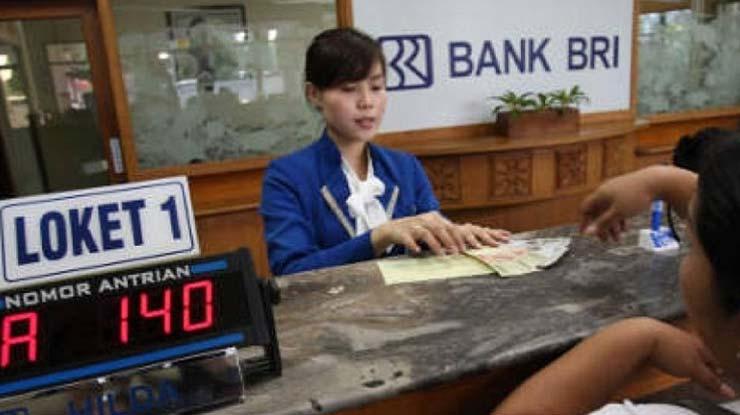 Teller Bank BRI