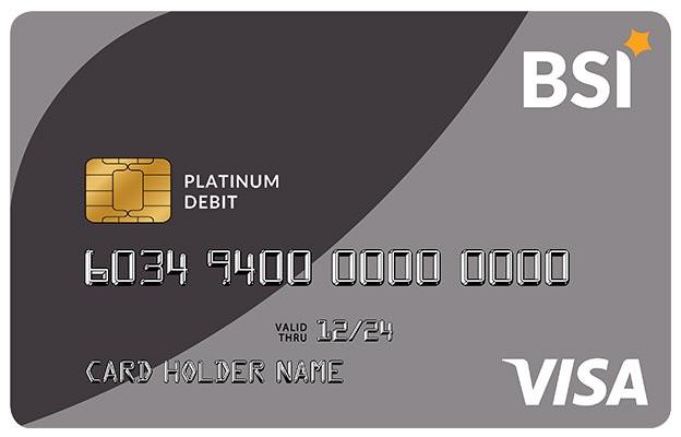 BSI Debit Visa