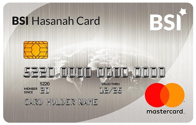 BSI Hasanah Card Classic
