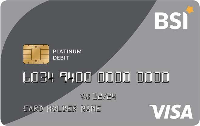 BSI Visa Platinum