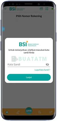 Beli Token Listrik di BSI Mobile