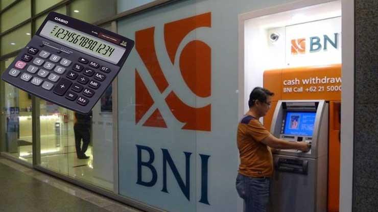 Biaya Admin Beli Token Listrik di ATM BNI