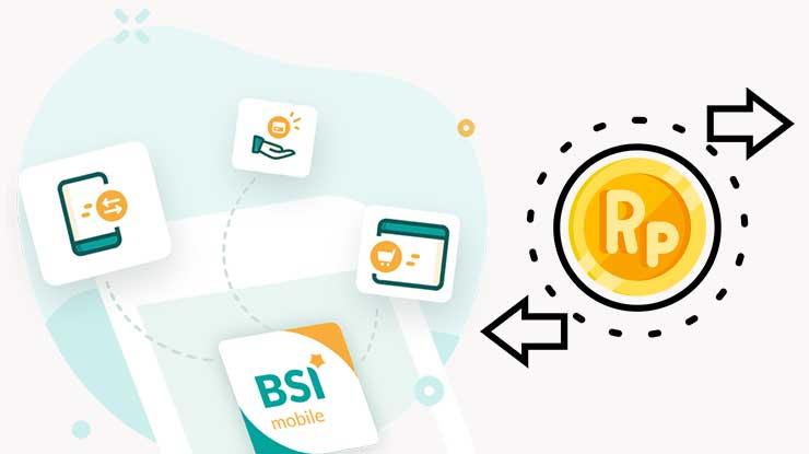 Biaya Admin Transfer BSI Mobile