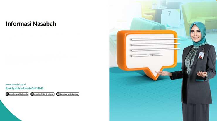 Call Center Bank Syariah Indonesia