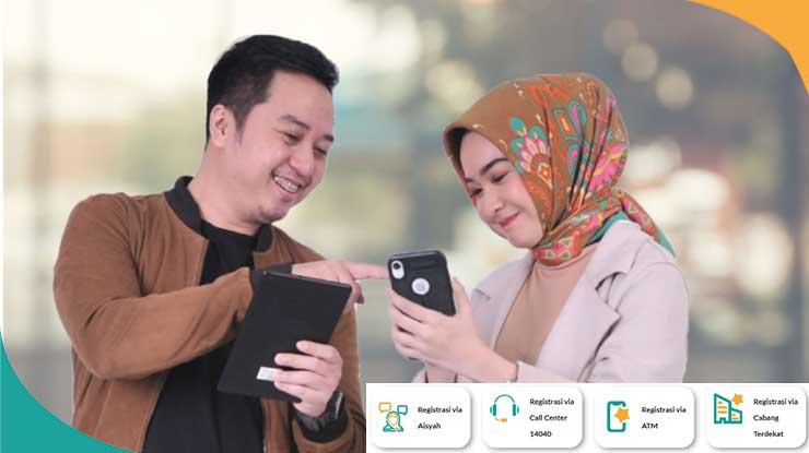 Cara Migrasi Rekening ke Bank Syariah Indonesia Online