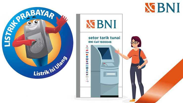 Keuntungan Beli Token Listrik di ATM BNI