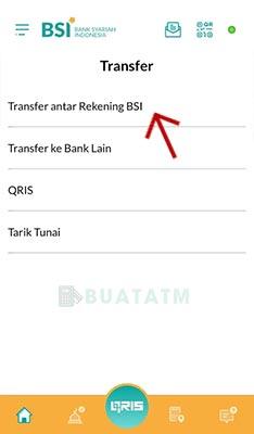 Transfer BSI Mobile
