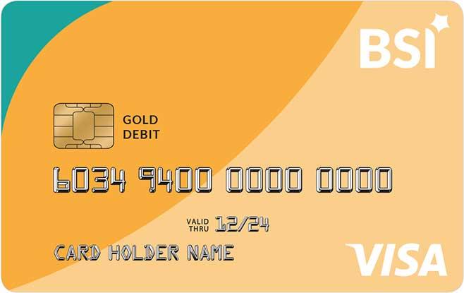 bsi Visa Gold