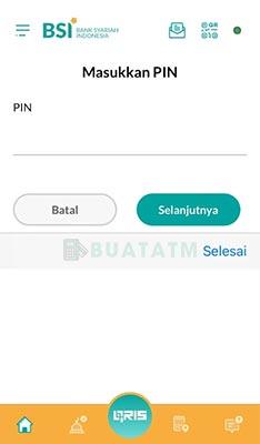 cara transfer ke bank syariah indonesia