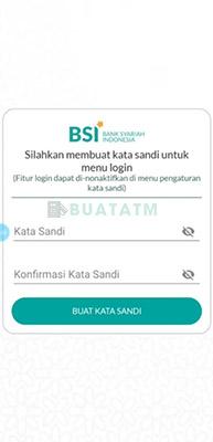 password BSI Mobile
