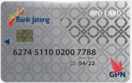 BPD Card Silver